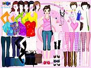 Selma Pink Dress Up
