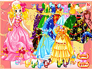 Full Colors of Princess