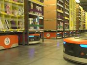 15,000 amazon kiva robots drives
