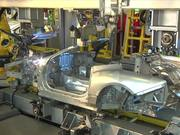 designboom visits the ferrari FF production line