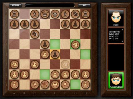 Игра Chess Demons - Играйте онлайн на Y8.com