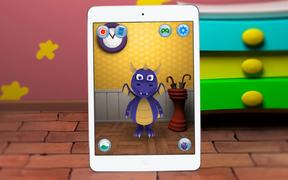 Talking Dragon - Talking Friend App for iOS