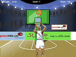 3 point shootout game y8