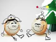 Pizza Express - The Dough Ball Christmas Song