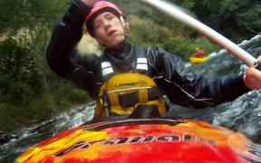 Summer Kayaking Allier