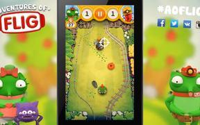 Adventures of Flig Mobile Gameplay Video