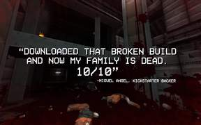 Strafe + Devolver Trailer
