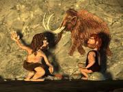 Cavemen - The Art