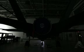F35 Moving into the Light