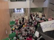 Algonquin College LipDub! Michael Buble