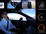 self-driving BMW 2 series and 6 series at CES 2014