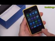 Nokia Asha 501 Hands on and Unboxing