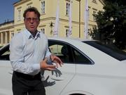 dany garand on the design of the AUDI A3 limousine