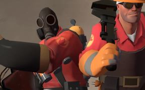 Meet The Pyro 3D Gameplay