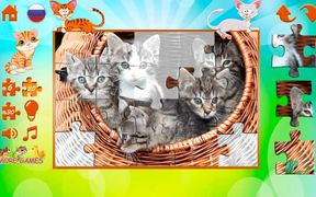 Kittens Puzzles