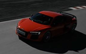 Second Generation Audi Sports Car
