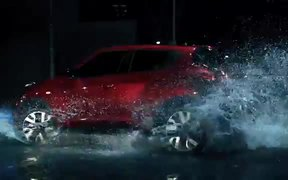Nissan Commercial: Urban Thrill Rides