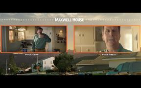 Maxwell House Commercial: To the Moon and Back