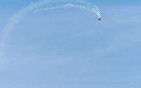 Falling Aerobatic