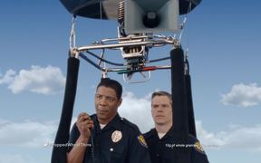 Wheat Thins Commercial: Air Chase