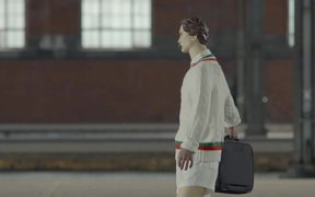 Samsonite Campaign: Risky Business