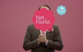 NetFlorist Campaign: Ask Harold 2