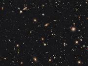 Zoom on Hubble Ultra Deep Field