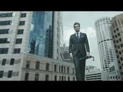Herringbone Commercial: Tight Rope