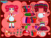 Cherry Soda Dress Up