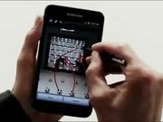 Samsung Galaxy Note Commercial: David Beckaham