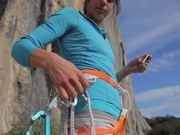 SITTA - Petzl's high-end climbing harness