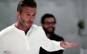 Samsung Galaxy Note Commercial: David Beckaham