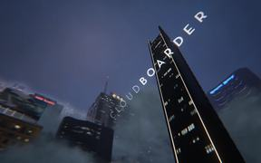 Cloudboarder - Mike Calandra