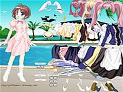 Anime Cutie Dressup