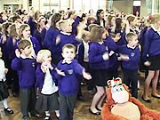 Weatheralls School Olympic Dance