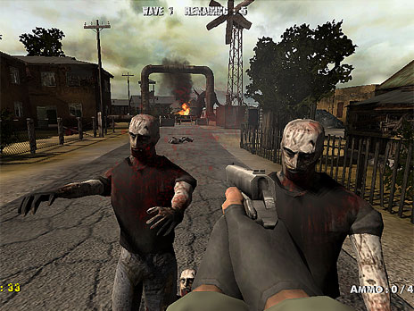 Call Of Zombies Game Play Online At Y8com
