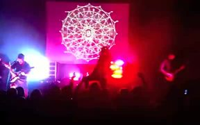 Underoath Live Concert 2011