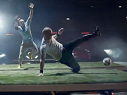 Nissan Commercial: Truckerball