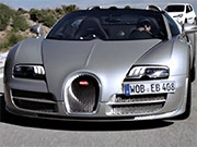 GQ - Bugatti Veyron 16.4
