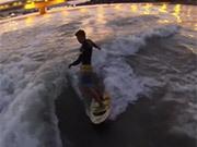 Sinkflug Surfs Ohana