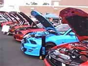 Plainfield NJ HighSchool CarShow