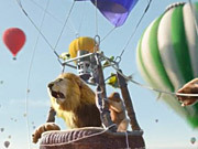 Perrier Video: Hot Air Balloons