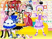 Sweet Candy Dress Up