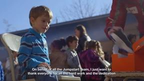 Jumpstart Giving Kids a Sporting Chance