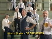 DB Export Dry Commercial: The Wine Is Over