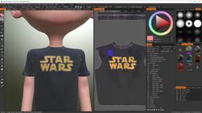 Cinema 4D - Making Of Star Wars Kid (Tutorial)