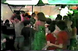 The Whip - Sister Siam (Remix) - 80's Kid Party