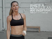 Under Armour Commercial: Gisele