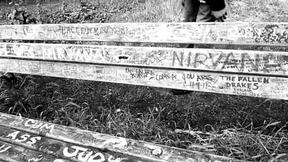 KiD CuDi Pays His Respects to Kurt Cobain