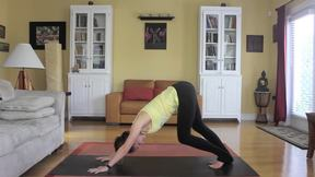 30 Day Yoga Challenge - Day - 21